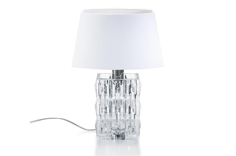 Louxor Lamp - Baccarat Thailand - CrystalSymphony