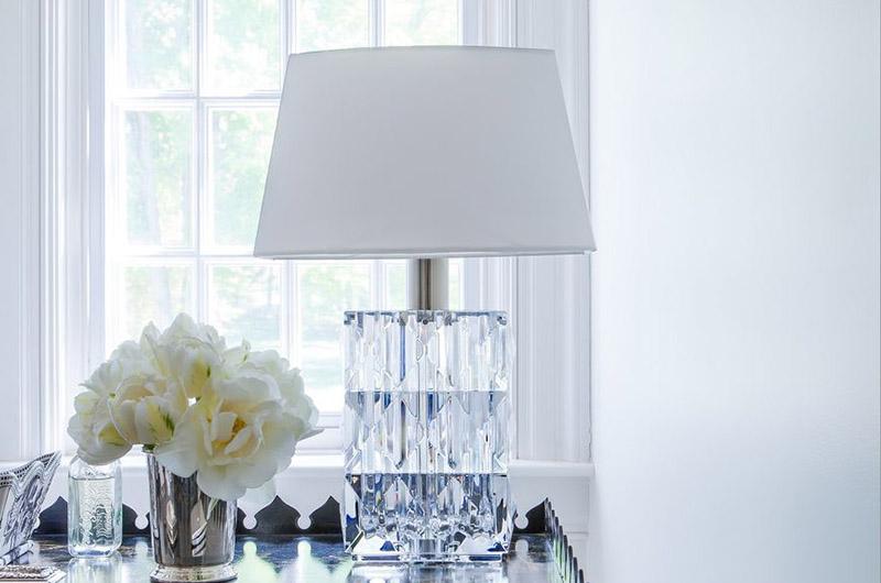 Louxor Lamp2 - Baccarat Thailand - CrystalSymphony
