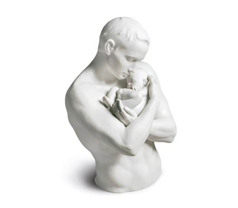 Paternal Protection Lladro Thailand by CrystalSymphony