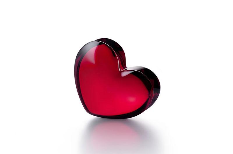 ZINZIN HEART by Baccarat Thailand