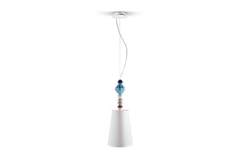 Belle de nuit ceiling lamp by Lladro Thailand