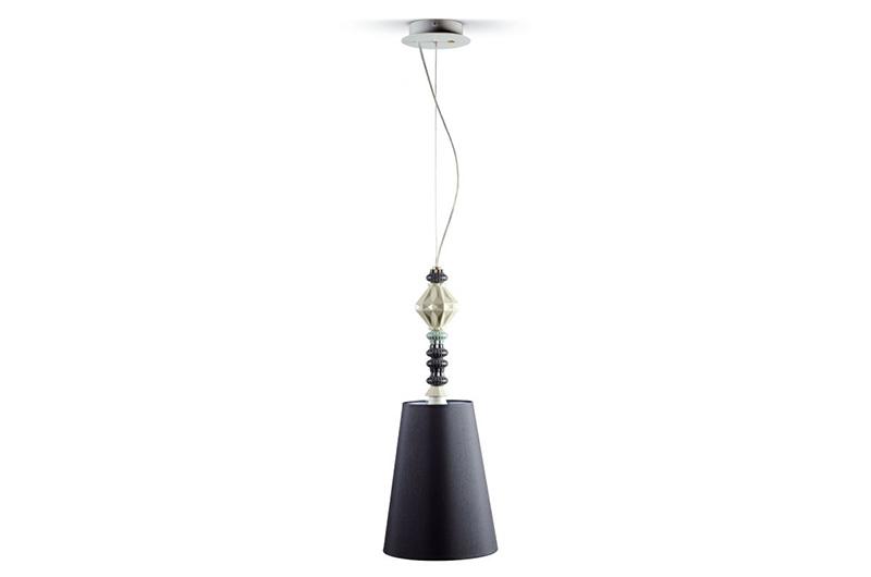 Belle de nuit ceiling lamp2 by Lladro Thailand