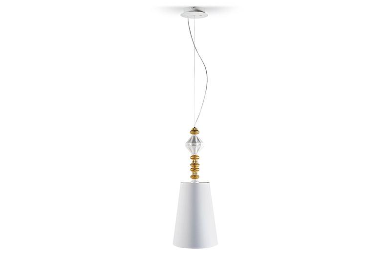 Belle de nuit ceiling lamp5 by Lladro Thailand