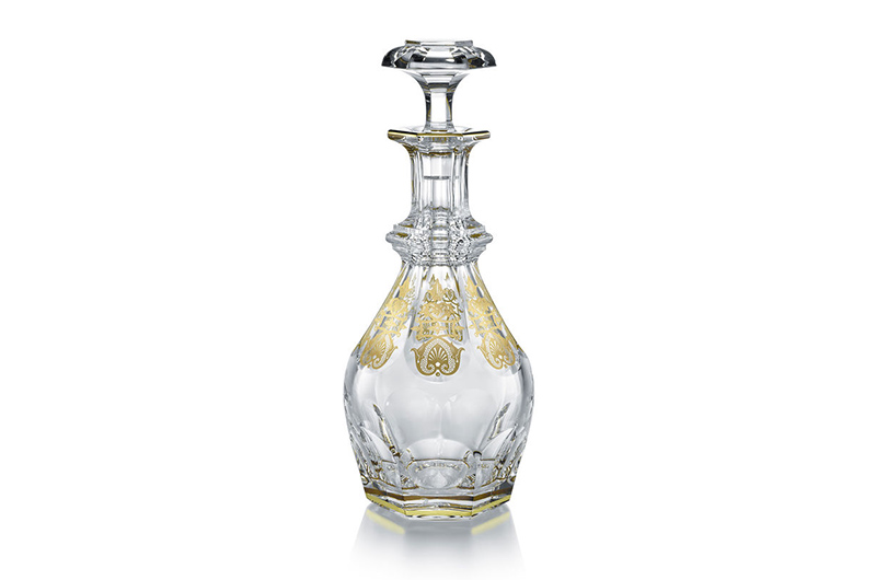 Harcourt Empire Decanter by Baccarat Thailand