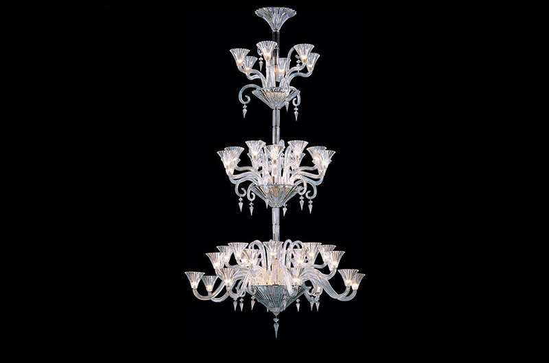 Mille nuits Chandelier2 by Baccarat Thailand