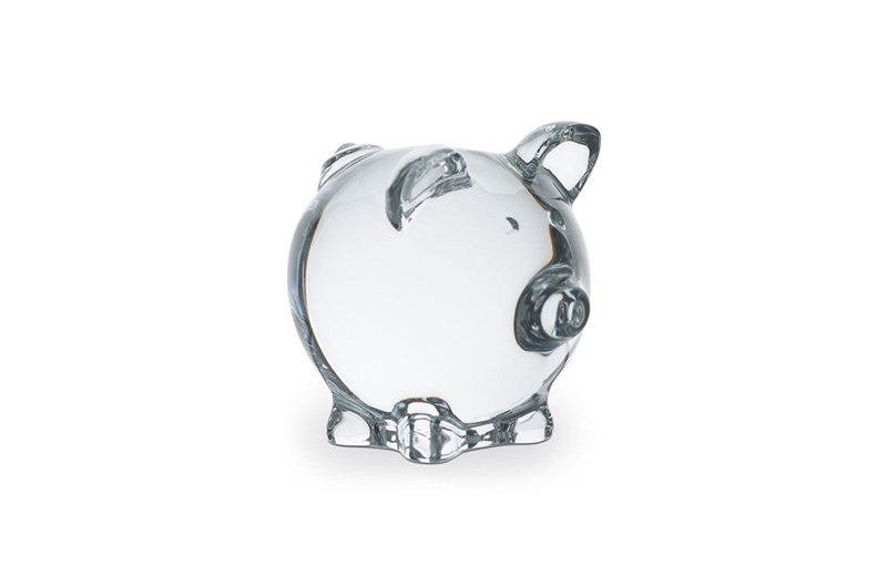 Minimals Pig by Baccarat Thailand