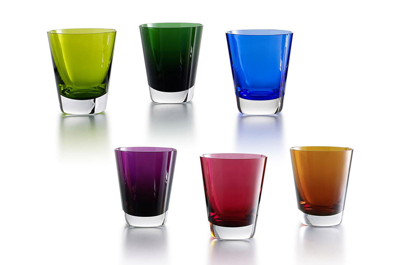 Mosaique Tumbler by Baccarat Thailand