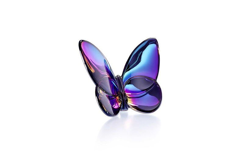 Papillon lucky butterfly2 by Baccarat Thailand
