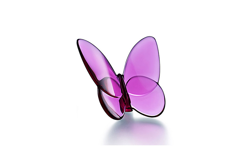 Papillon lucky butterfly5 by Baccarat Thailand