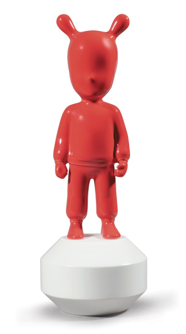 The Red Guest. Small Model