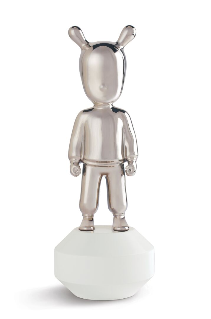 The Silver Guest. Small Model