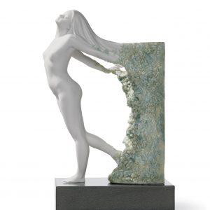 Renovatio Woman Figurine