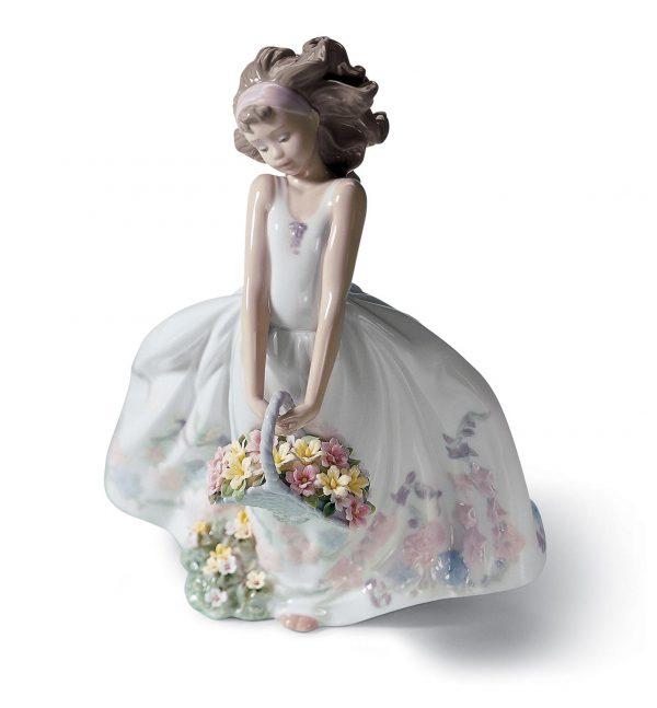Wild Flowers Girl