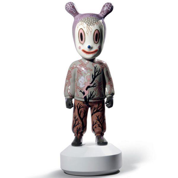 The Guest by Gary Baseman Figurine