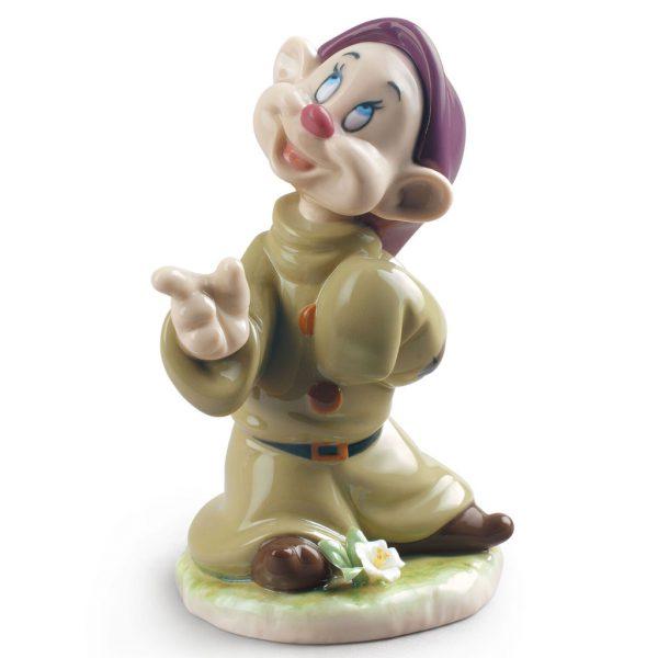 Dopey Snow White Dwarf